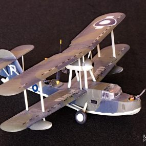 02 - LS Scale Model of Walrus 1940s
